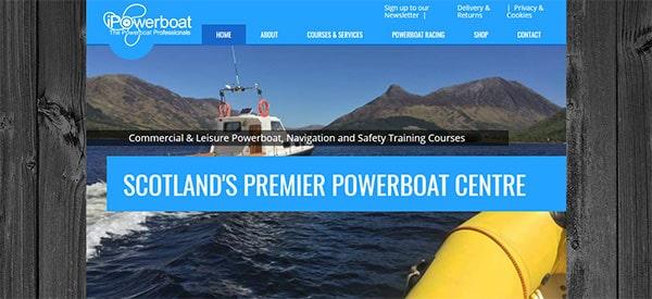 IPowerboat_Website