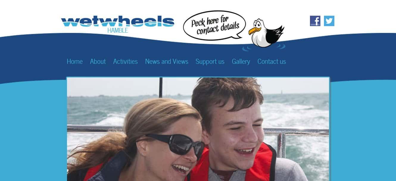 Wetwheels-Hamble-website