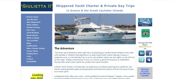 Ea-Charter-Yacht-website