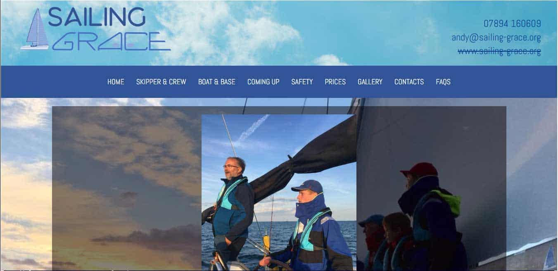 Sailing-Grace-Website