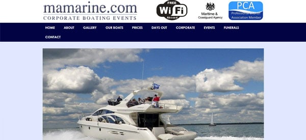 MA-Marine-website