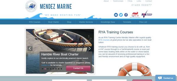 Mendez-Marine-website