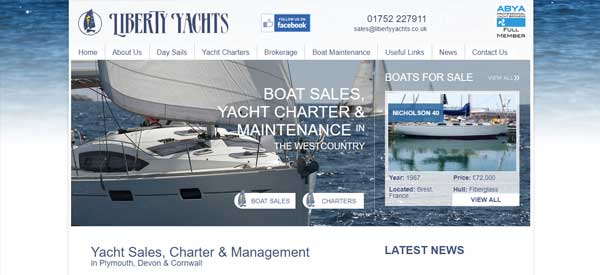 Liberty-Yachts-Ltd-website