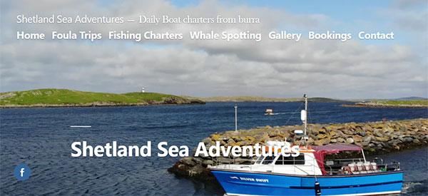 Shetland Sea Adventures